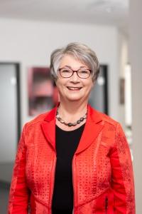 Die alte und neue Fraktionschefin Susanne Widmaier