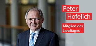 Peter Hofelich MdL