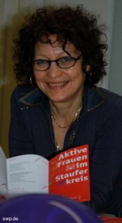Will Frauen Perspektiven aufzeigen: Heide Kottmann. FOTO: Andrea Maier