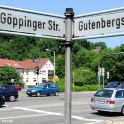 Einen Kreisel fordert die Eislinger SPD für die Nordverbindung. FOTO: G. Carlucci