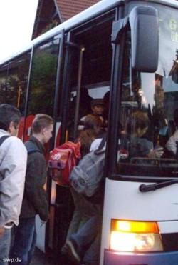 Die Schülerbeförderung per Bus soll verbessert werden. Foto: GZ-Archiv